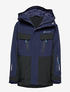 Espeåpsen 2-Layer Technical  Jacket - BLACK