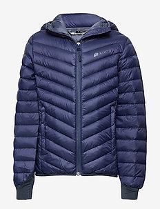 Hurum Light Down jacket - PRIME NAVY