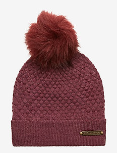 Kongsberg hat - CRUSHED VIOLET
