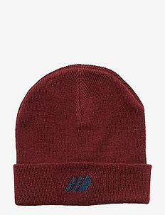 Andebu Hat - bonnet - zinfandel