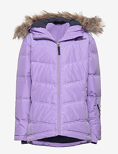 Roland Down Jacket - BRIGHT LILAC