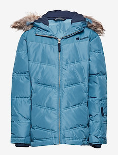 Roland Down Jacket - DUSK BLUE