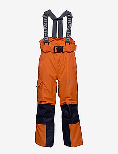 Panther Tord 2-Layer Technical Trouser - BLACING ORANGE