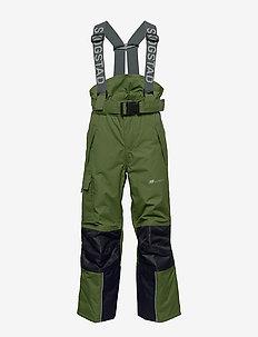 Panther Tord 2-Layer Technical Trouser - GARDEN GREEN