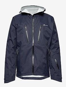 Dunheia 3-layer Techincal Shell Jacket - ANTRACITT