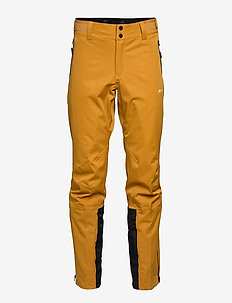 Raada 2-Layer Technical trouser - shell pants - oker