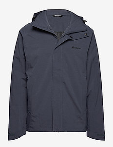 Randers 2-Layer Techincal Jacket - ANTRACITT
