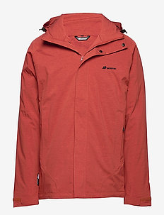 Randers 2-Layer Techincal Jacket - thermojacken - terracotta