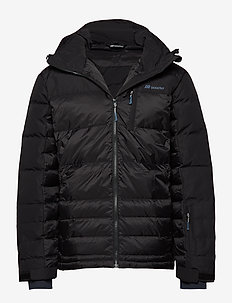 Selvågen Down Jacket - BLACK