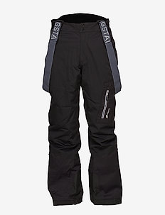 Holen 2-Layer Technical ski trousers - BLACK