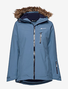 Sole 2-Layer Techincal Jacket - DUSK BLUE