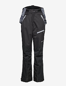 Haukeli 2-Layer Technical Ski Trousers - BLACK