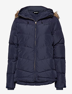 Hunskor Down Jacket - daunenjacken - prime navy
