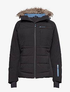 Kikkut Down Jacket - daunenjacken - black