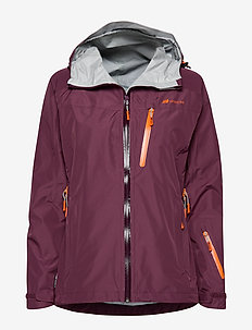 Hornstinden 2.5-Layer Techincal jacket - CRUSHED VIOLET