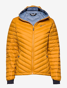 Råd Light Down Jacket - OKER