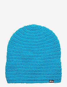 Fossvega Hat - luer - warm turqouise