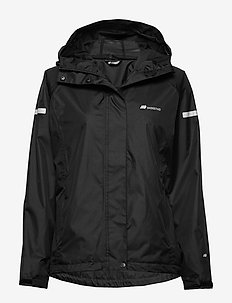 Hildra   2-layer Technical Rain Jacket - outdoor- & regenjacken - black