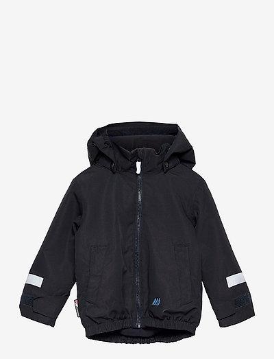 Bjørndalen 2-layer technical jacket - shell- & regenjassen - dark navy