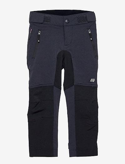 Tinden hiking trousers - softshell-broeken - dark navy