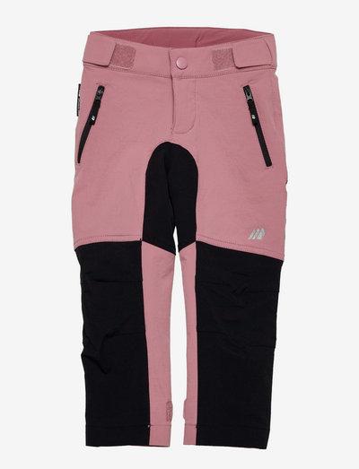 Tinden hiking trousers - softshell-broeken - lilas