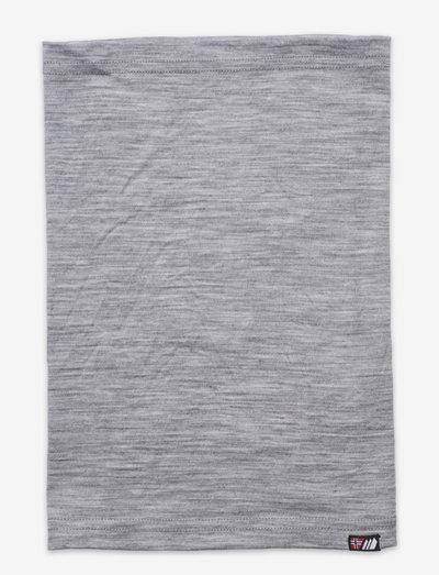 Reksjå merino wool neck gaiter - accessoires - casio grey