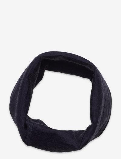Reksjå merino wool neck gaiter - accessoires - dark navy