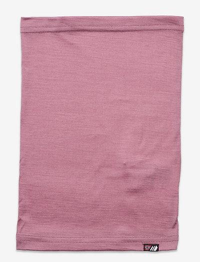 Reksjå merino wool neck gaiter - accessoires - lilas