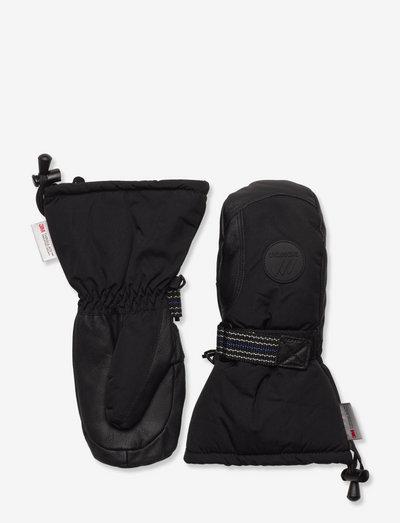 Salbu 2-layer technical mittens - accessoires - black
