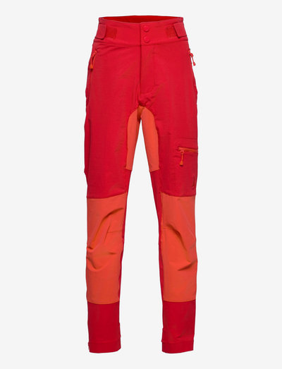 Lønahorgi hiking trousers - softshell-broeken - high risk red
