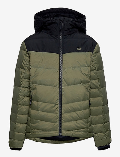 Hureset down jacket - geïsoleerde jassen - four leaf