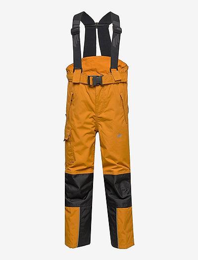 Panther Tord 2-layer technical trousers - shell- & regenbroeken - oker