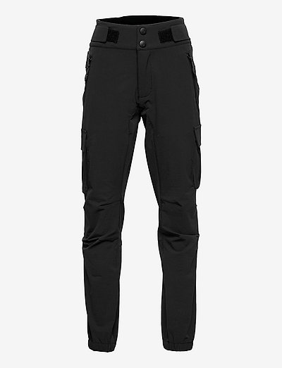 Istrehågen hiking trousers - softshell-broeken - black