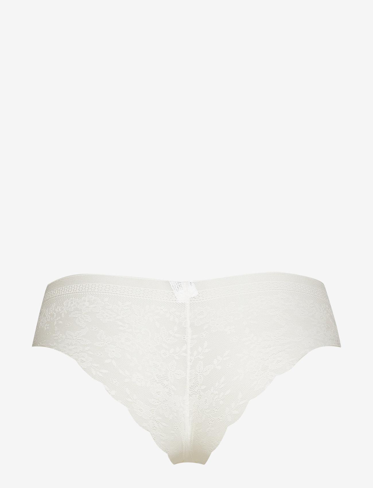 sloggi - sloggi ZERO Lace Hipster - hipster & boyshorts - silk white - 1