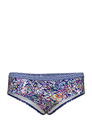 sloggi swim Aqua Romance Hipster - BLUE - LIGHT COMBINATION