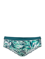 sloggi swim Jade Leaves Hipster - GREEN - LIGHT COMBINATION