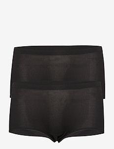 sloggi women mOve Shorty C2P - hipster & hotpants - black