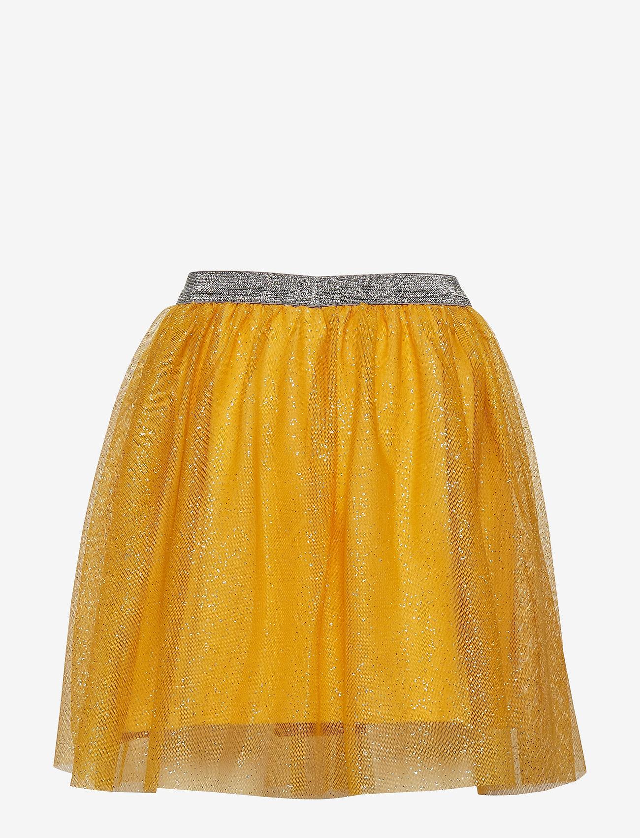Småfolk - Skirt. Tulle. Solid - spódnice - ochre - 1