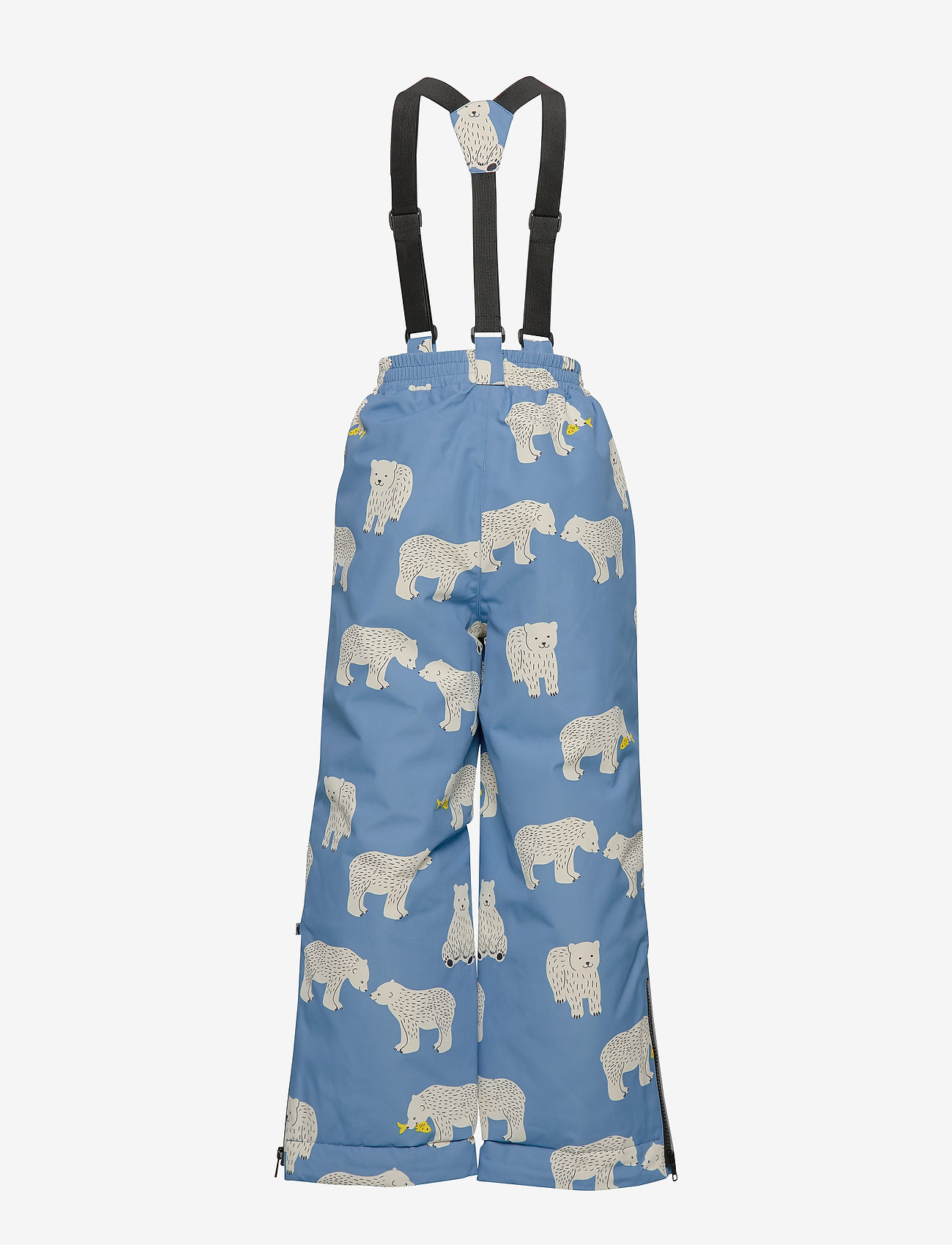 Småfolk - Ski Pants. Bear - winterbroeken - winter blue - 1