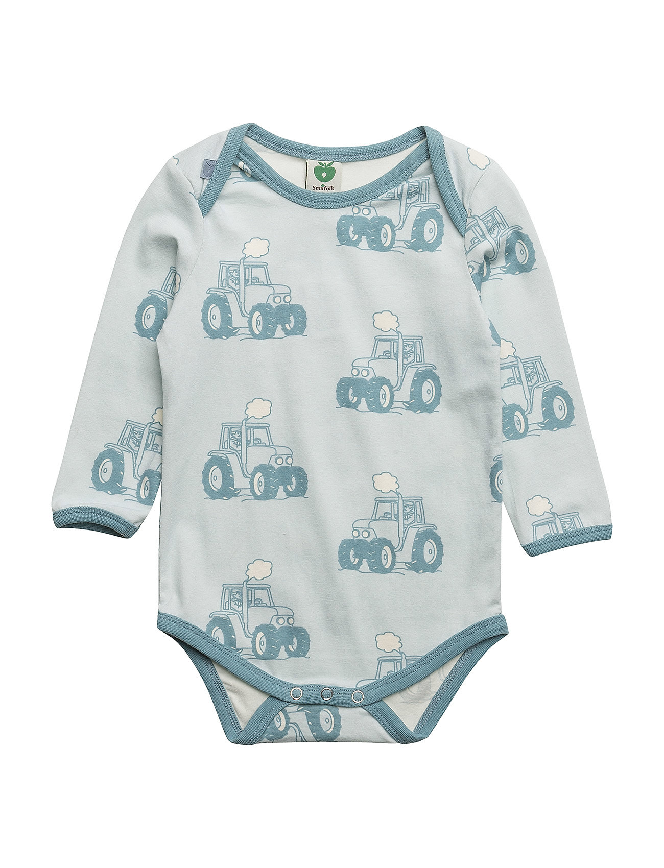 Småfolk Body LS. Tractor - WAN BLUE