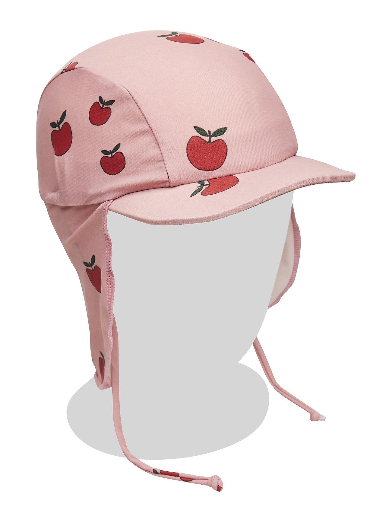 Småfolk Swimwear, Sun cap. Apple - BLUSH