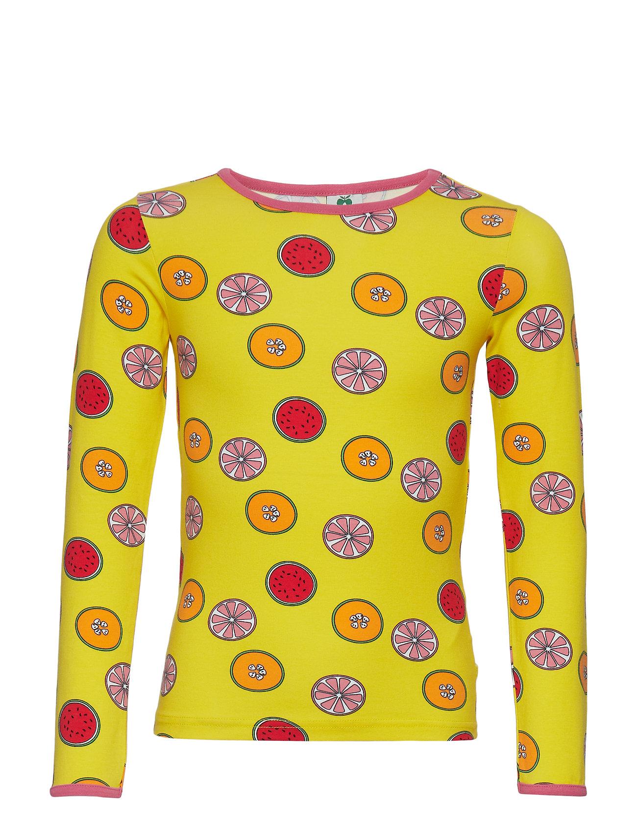 Småfolk T-shirt LS. Fruits
