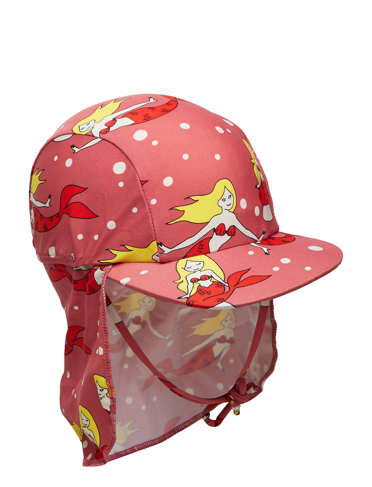 Småfolk Swimwear, Sun cap. Mermaid - RAPTURE ROSE