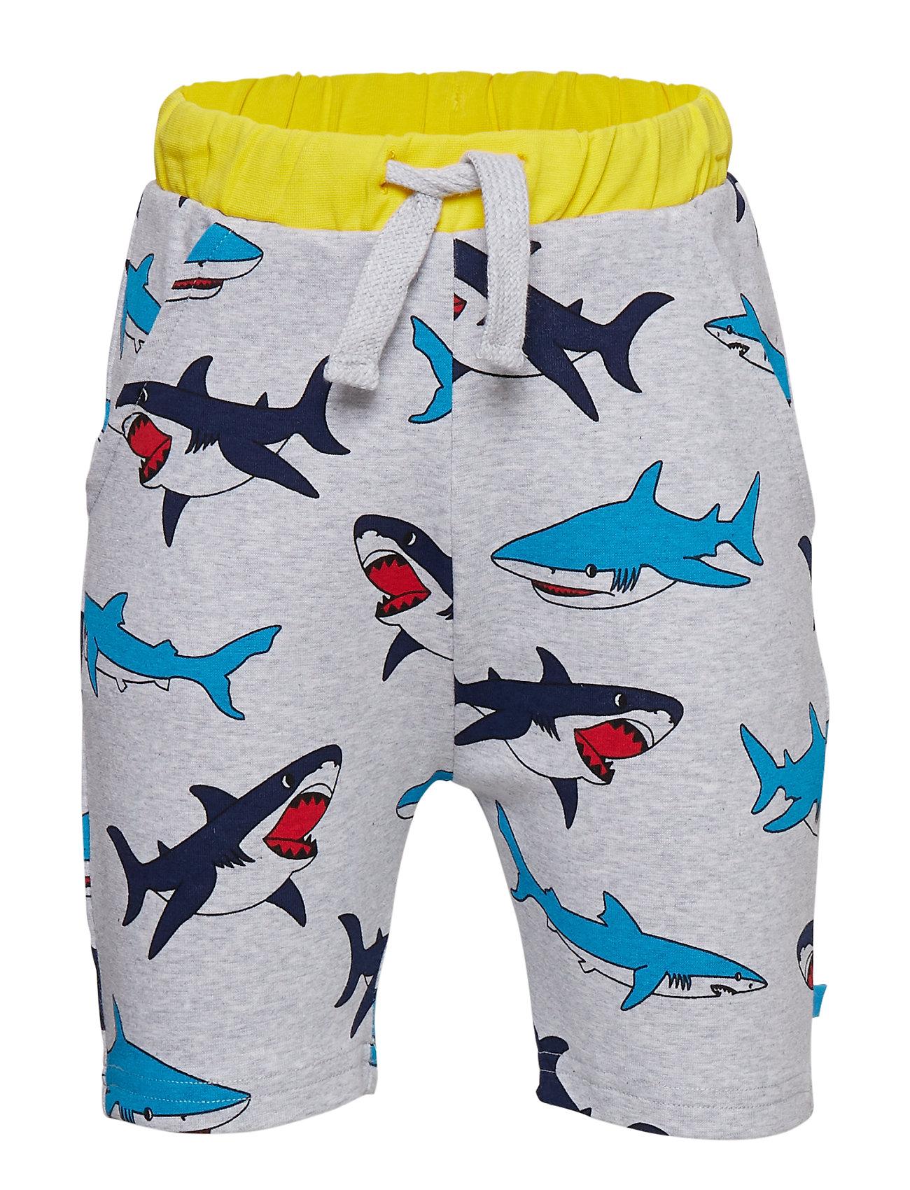 Småfolk Shorts. Shark - LT. GREY MIX
