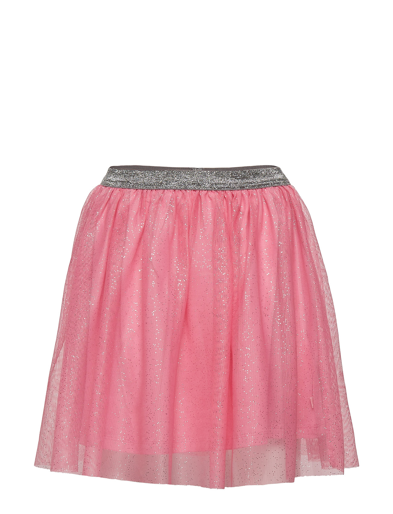 Småfolk Skirt. Tulle. Solid - SEA PINK