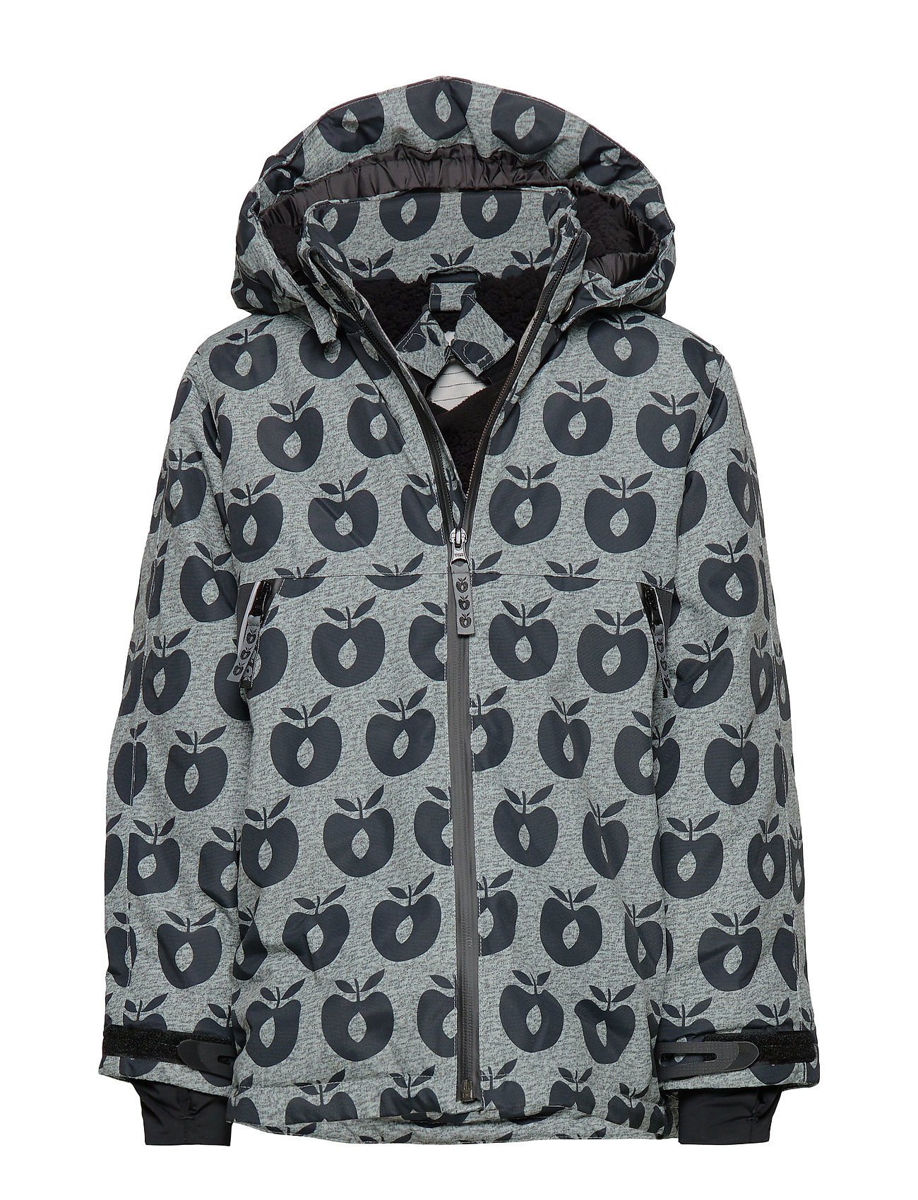 Småfolk Winter Jacket. Uni. Apple - B. GREY