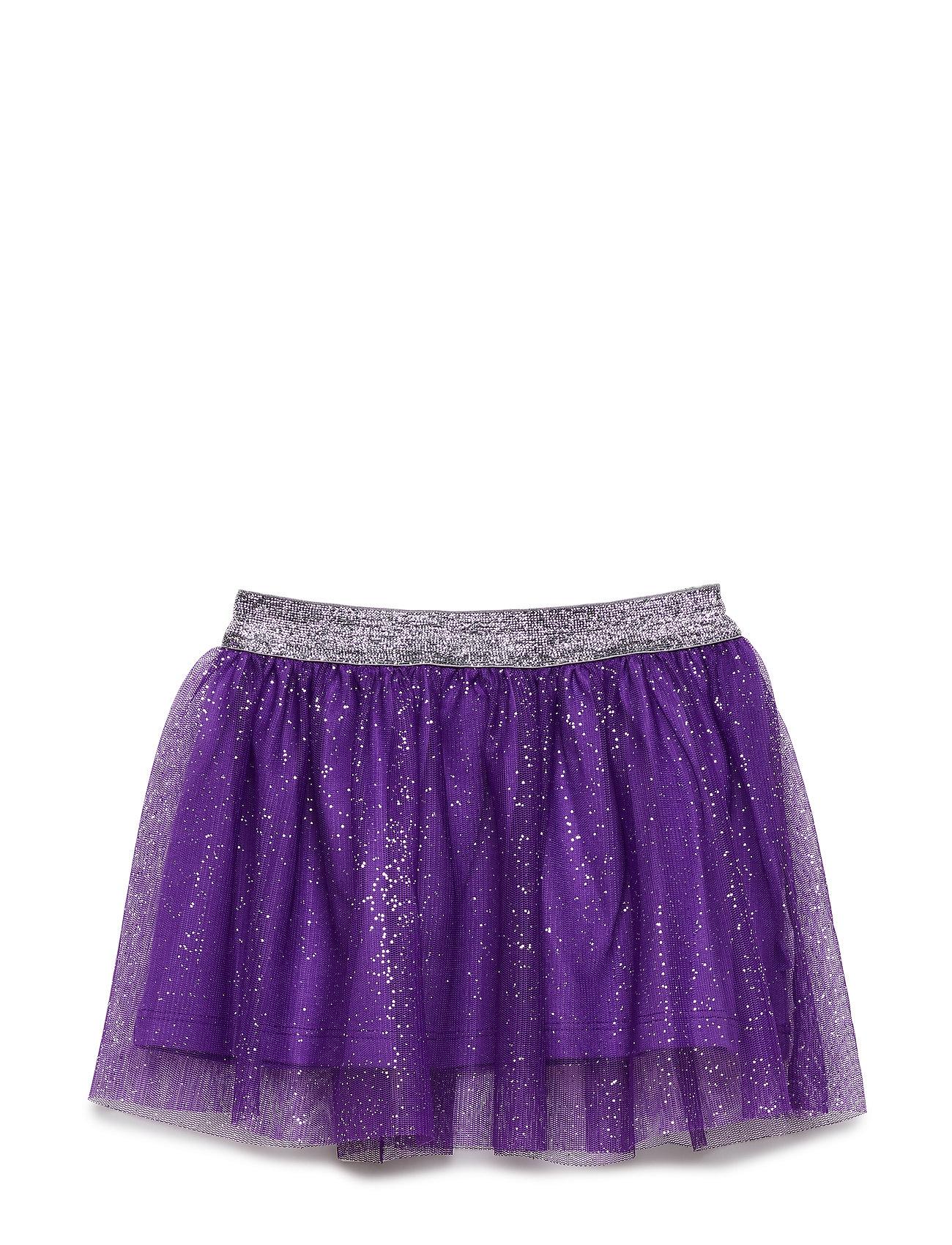 Småfolk Skirt. Tulle. Solid - PURPLE HEART