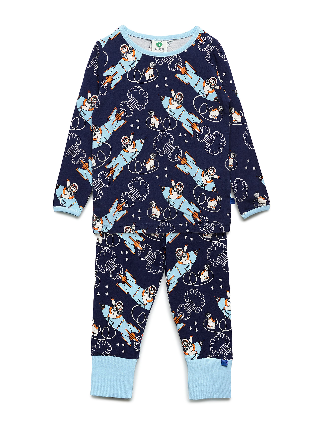 Småfolk Nightwear. Rocket - MEDIEVAL BLUE