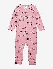 Småfolk - Body Suit, Apple. Originals. - met lange mouwen - sea pink - 0