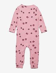 Småfolk - Body Suit, Apple. Originals. - met lange mouwen - sea pink - 1